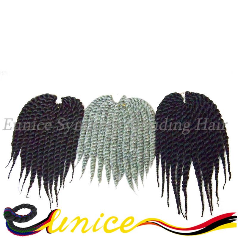 Crochet trenzado de pelo sintético de la extensión de La Habana ...