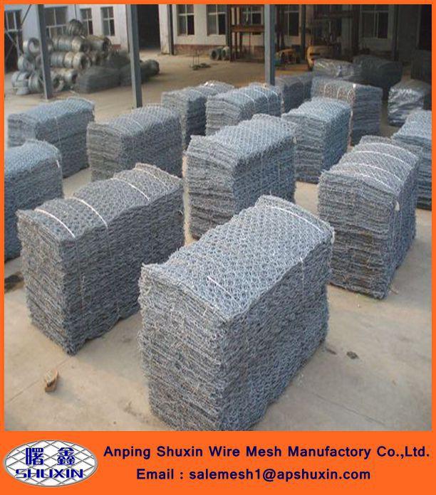 mur de sout nement treillis m tallique hexagonal gabion mur grillage pour mur de pierre fil. Black Bedroom Furniture Sets. Home Design Ideas
