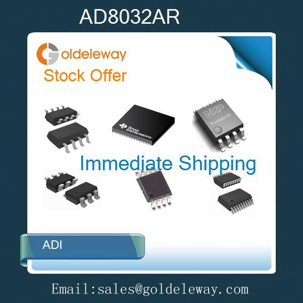 (ic parts)AD8032AR AD8032AR,AD8032A,8032A,AD8032,8032AR