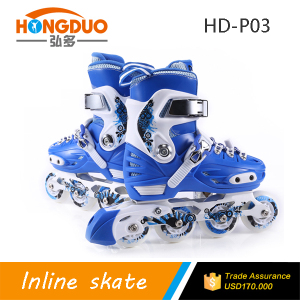 Professional boys land roller skate shoes