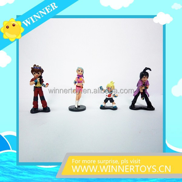 Japanese anime figure with OEM factory