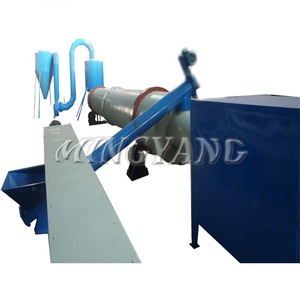 China Factory Ce Small Sawdust Rotary Drum Dryer Wood Chips Rotary Dryer