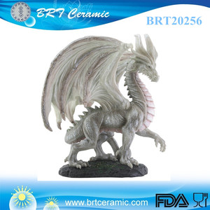 popular resin dragon statue