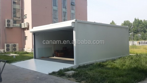 EPS sandwich wall panel steel the prefab house Ready Made Convenient Safe Prefabricated Container Hotel Room