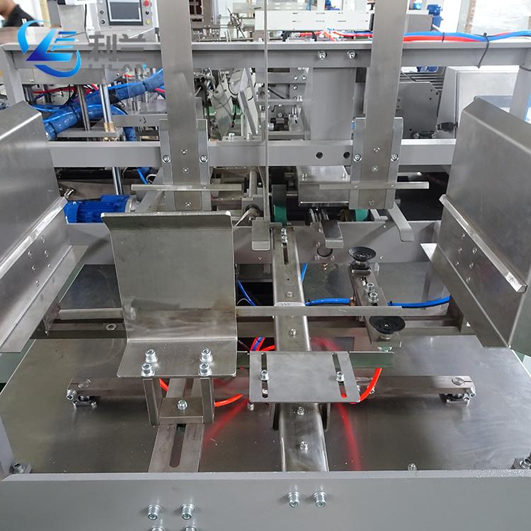 Wellpappe box verpackung maschine in konserven corned rindfleisch produktion linie