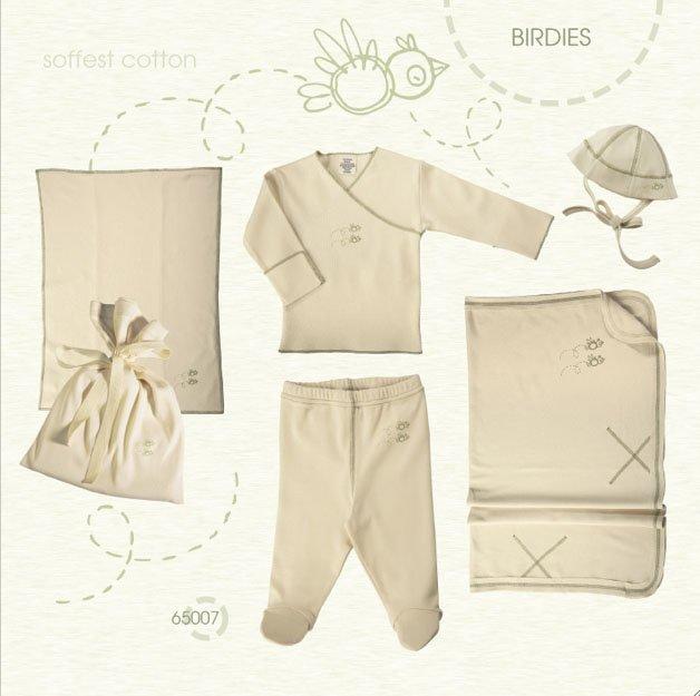 ropa de bebe algodon organico