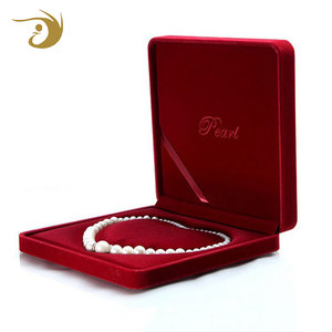 Latest Top Designs Cheap Price Luxury Red Fancy Saudi Arabia Antique Pearl Jewelry Box