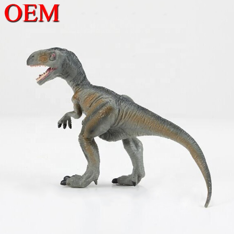 China Factory OEM Custom Emulational Kunststoff Dinosaurier Spielzeugmodell