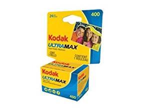 Eastman Kodak Company Max Versatility 400/24exp Carded Gc135-24c