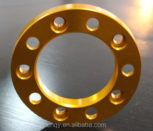 Forged billet wheel adapters