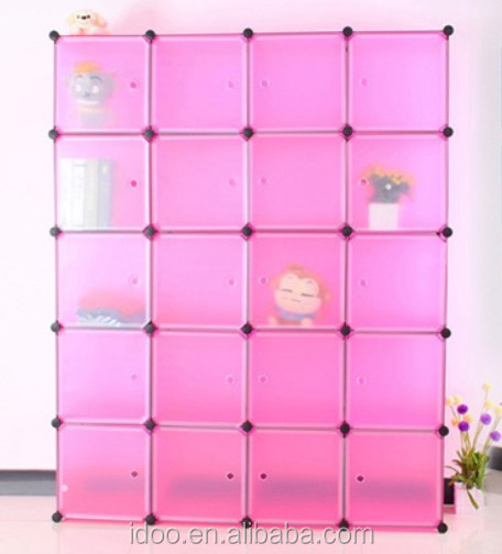 Diy Cubes Magic Pp Plastic Wardrobes Folding Kids Plastic Clothes Wardrobe  Plastic Cabinet For Sale Philippines (fh Al0069 20)   Buy Plastic Cabinet  For ...
