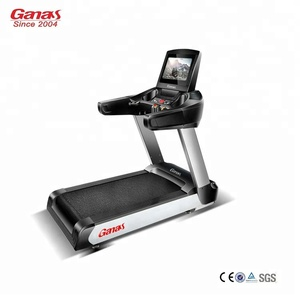 commercial treadmill 2018 Fitness club Commercial gym heavy duty guangzhou treadmill with LED screen gym equipment
