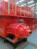Big fully automatic clay brick making machine clay vacuum extruder machine supplier