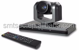 10x Optical Zoom Acutelogic, HD-SDI/HDMI/CVBS/YUV 1080 P HD Video Conference Sistem Kamera