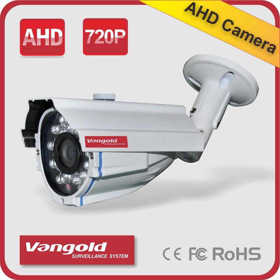 720p Ahd Cctv Camera Ir 30m Bullet Cctv Camera New Chipset 2431h+ ...
