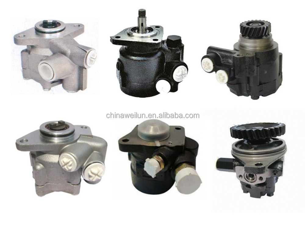 power steering pump 1082959, 542000110 Truck Power Steering for VOLVO, hydraulic pump LUK 542 0001 10