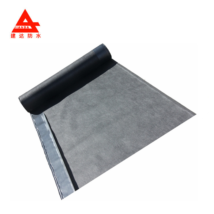Waterproof And Breathable Roofing Underlayment Membrane