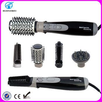 Electric 4 In 1 Rotating Hair Curling Brush Ht 913 Buy
