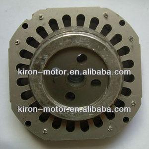 spin washing machine motor stator rotor
