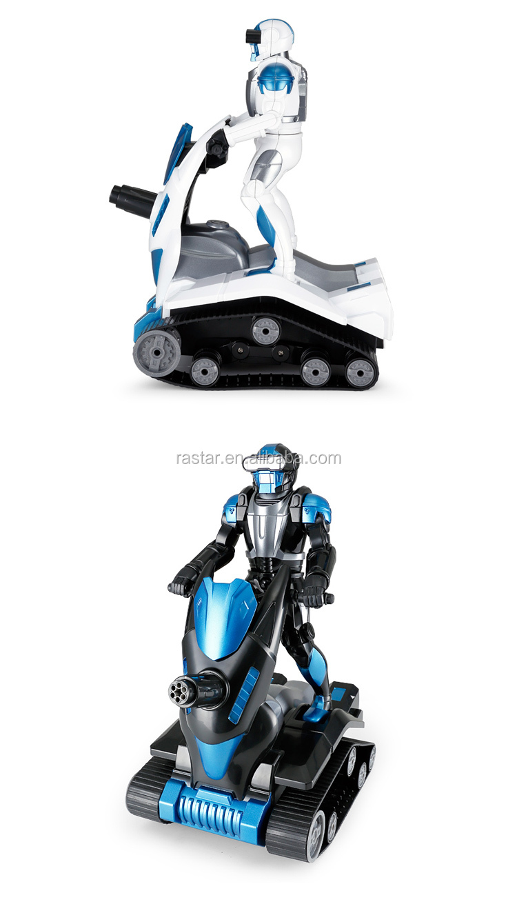 Rastar brand new intelligent rc robot for sale