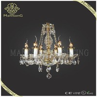 Wholesale New High Quality Hanging Chandelier Candle Light, Crystal Light For Home , Hotel or Lobby