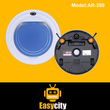 Custom made robot vacuum cleaner xr210