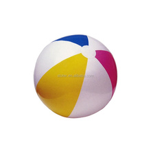 Cheap Standard Size Transparent Custom Wholesale Beach Ball
