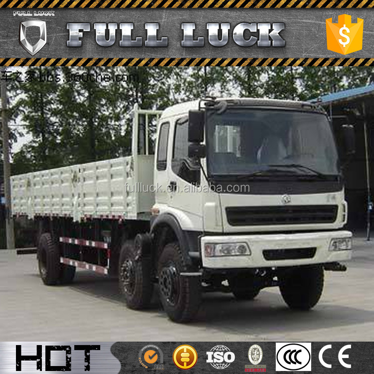 F series 280hp Tipper chassis with 4KH1-TC rear engine
