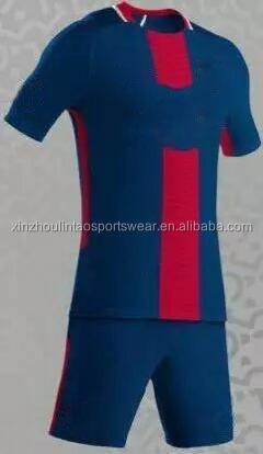 Nueva 17 18 clubes de fútbol Jersey camisa del uniforme de fútbol shorts  personalizar Cavani Di