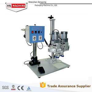 Multifunctional manual plastic bottle capping machine/screw capping machine/capping head