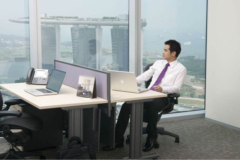 Serviced office and virtual office at Ocean Financial Centre