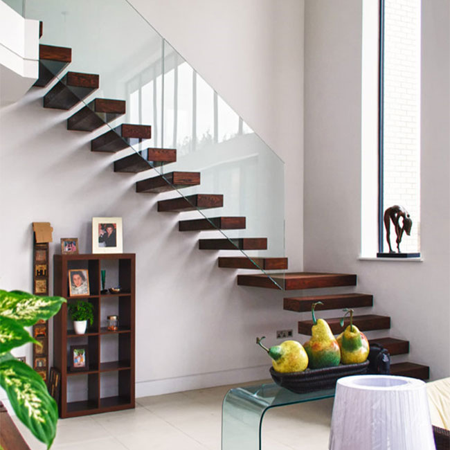High Quality Floating Staircase Cost, Floating Staircase Cost Suppliers And  Manufacturers At Alibaba.com
