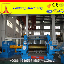 Rubber Two Roll Mixing Mill With CE Certification