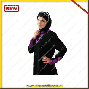 Unique Design Fashion Arabic Muslim Women Wear