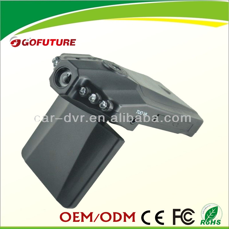 2013 new style motion detect car recording device