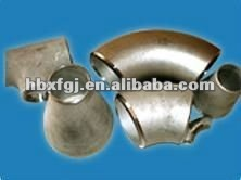 DIN seamless and seam welded pipe fittings