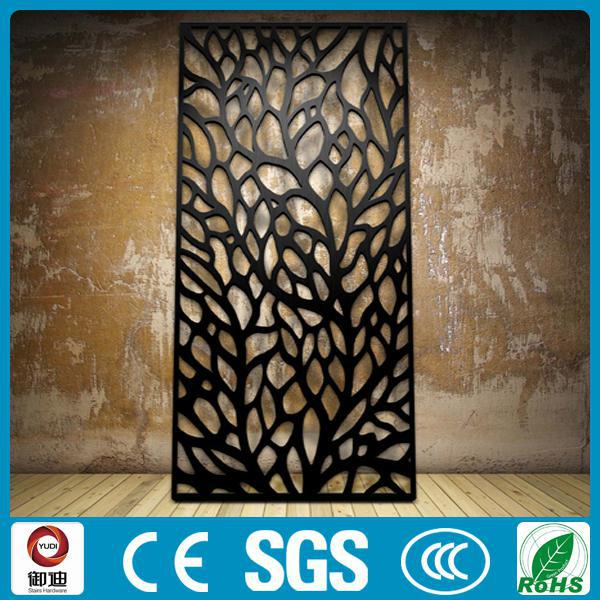 Lowes Movable Iron Indoor Living Room Partition Design