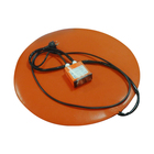 12V Dc Heating Pad Electrical Car Heater Silicone Rubber Heater With Digital Temperature Controller