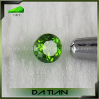 Facets Gems High Quality Semi Precious Stones Diopside gemstones from China