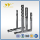 4 Flute Endmills for General Machining of Steel
