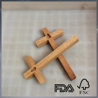 Decorative wooden wall cross unique wall cross wooden cross
