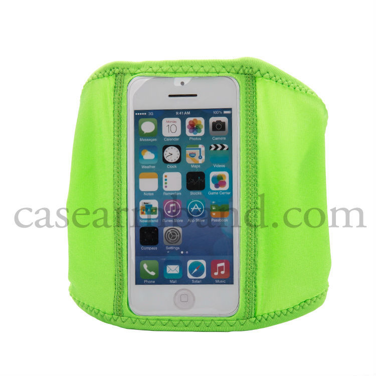 Water Resistant Sports Armband for iphone 5/5s