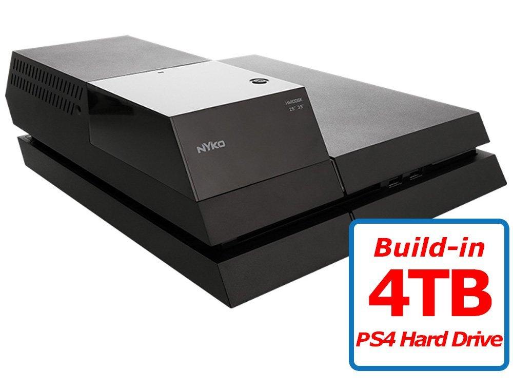 PS4 1.5TB Playstation4 Hard Drive w// Mounting Kit 8GB Flash Drive CUH-1200