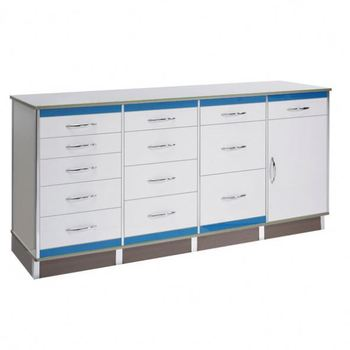 Price Braking Guide Rail Doctor S Office Cabinets