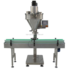 Automatic dry powder injection filling machine