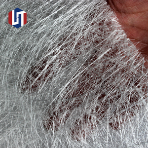 China factory glassfiber tissue e-glass fiberglass chopped strand mat for boats and yachts panel