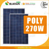 Solar panels manufacturer china Bluesun 260w 270w poly solar panel