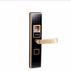 High quality Single Mortise Digital Keyless Fingerprint Door smart Lock for hotel