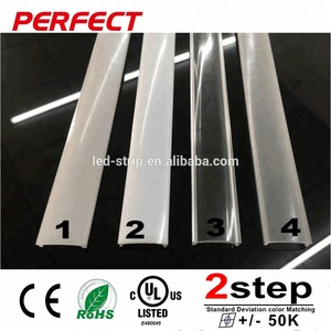 Led Tile Trim Extruded Aluminum Heat Sink Led Strip Lighting Recessed Surface Led Channel Profile For Led Strip Lighting