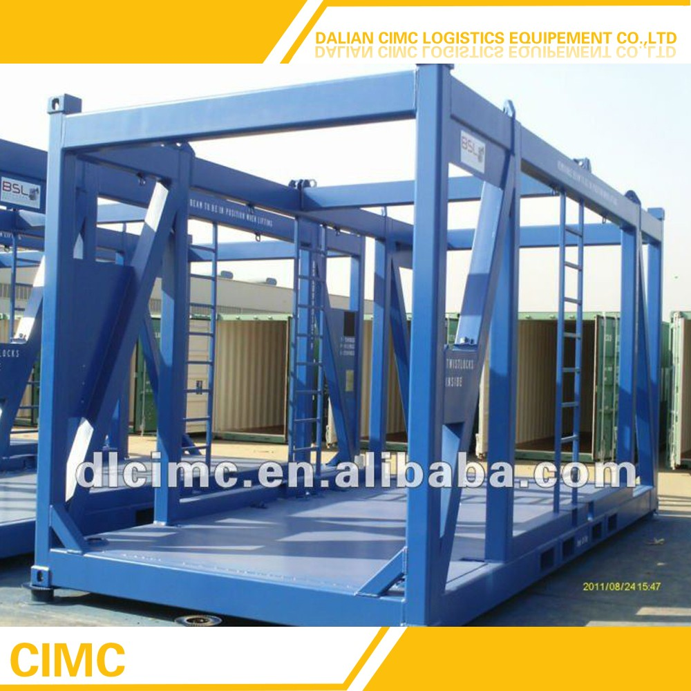 Prime Quality Shipping Container Frames/open Frame Container - Buy ...